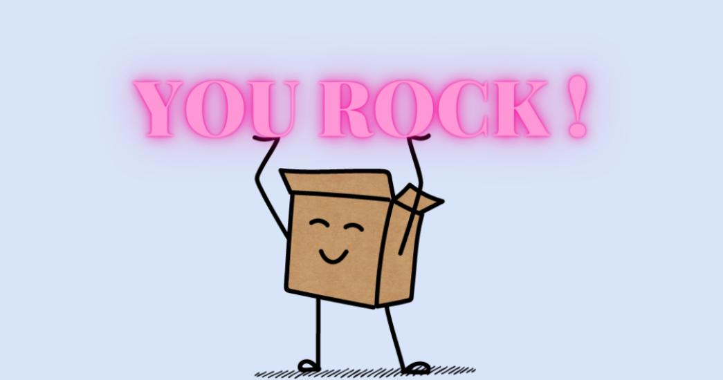 you rock ! (2)